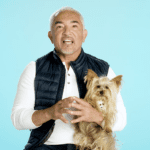 Cesar Millan with Dog